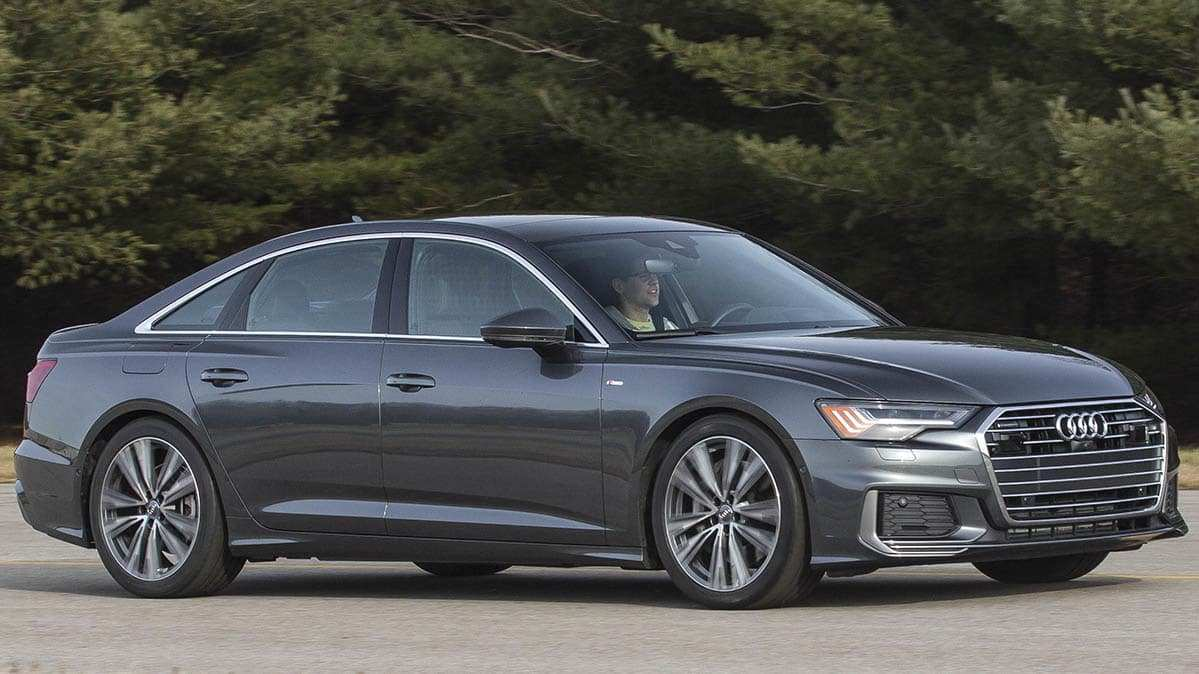 37 The Audi A6 2019 Pictures