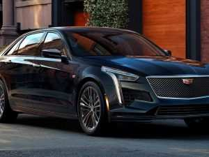 37 The Best 2019 Cadillac V8 Price and Release date