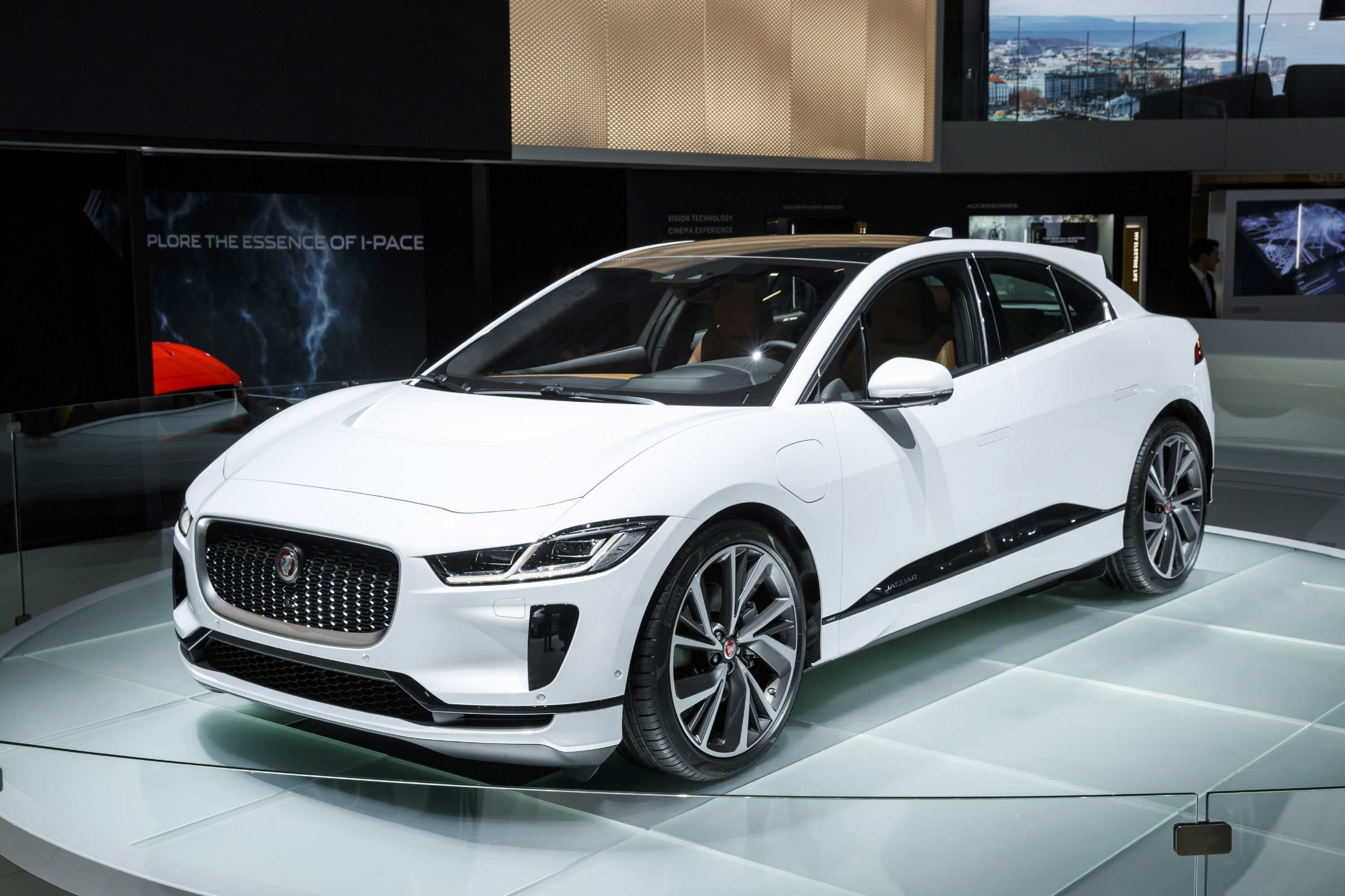 37 The Best 2019 Jaguar I Pace Release Date Engine
