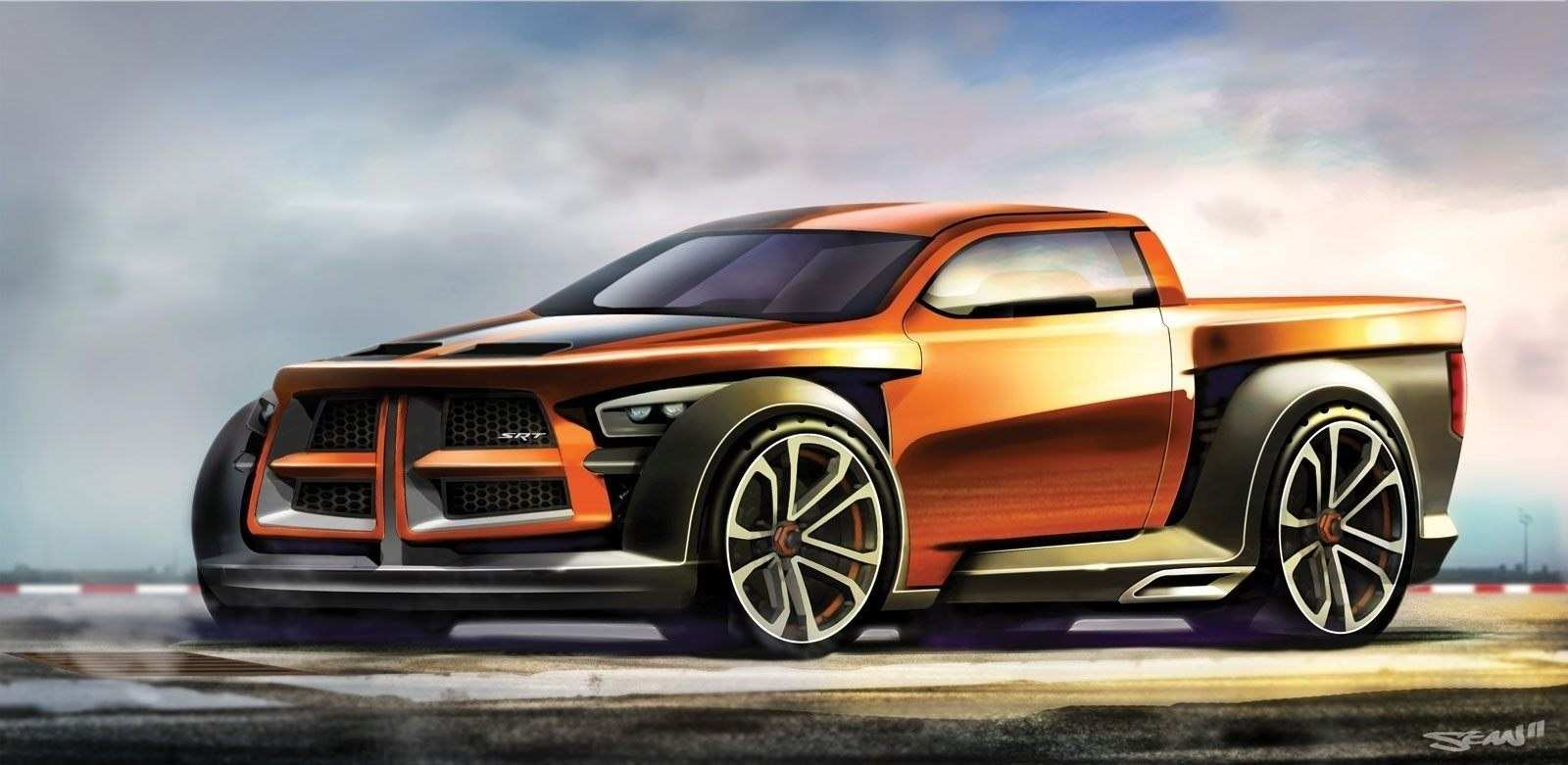 37 The Best Dodge Rampage 2020 Price Design And Review