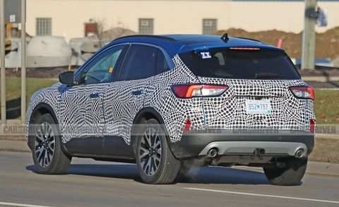 37 The Best Ford New Escape 2020 Configurations