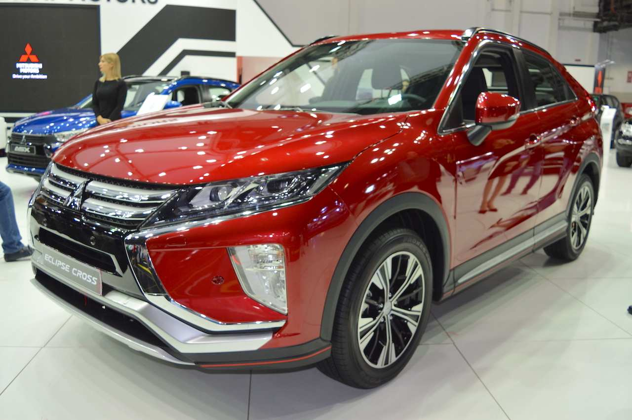 37 The Best Mitsubishi Eclipse Cross 2020 Concept And Review