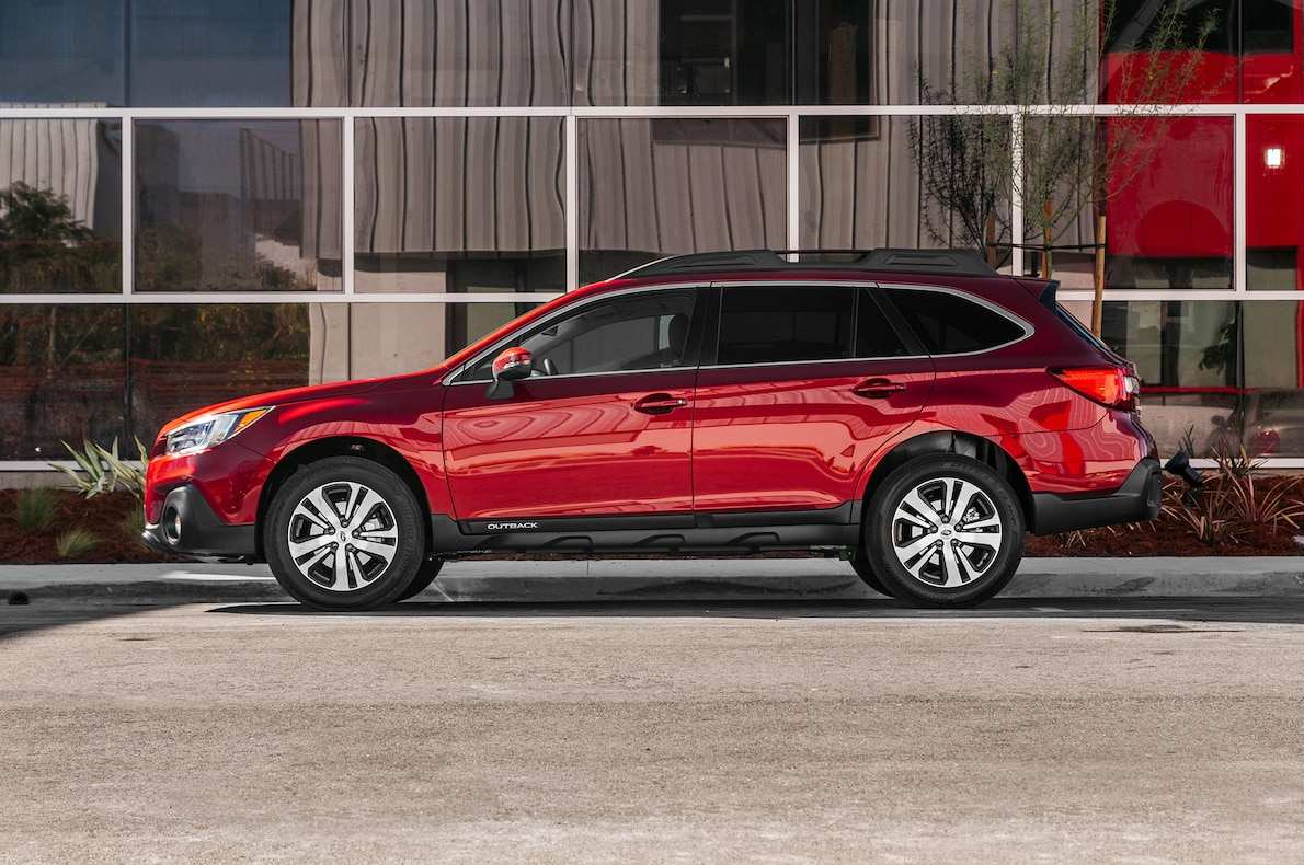37 The Best Subaru Outback 2020 Engine First Drive