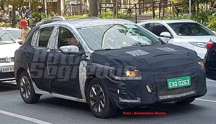 37 The Chevrolet Novo Onix 2020 Pictures