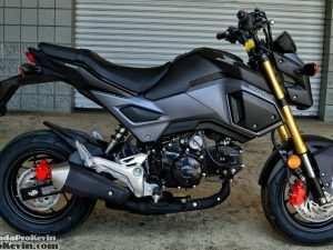 37 The Honda Grom 2020 Photos