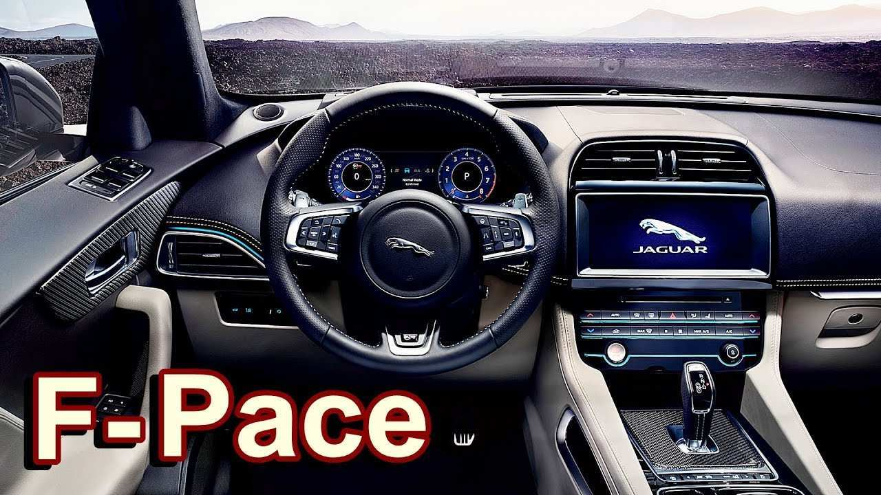 37 The Jaguar F Pace 2019 Model New Concept