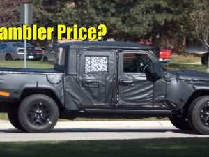 37 The Jeep Pickup 2020 Price Review and Release date