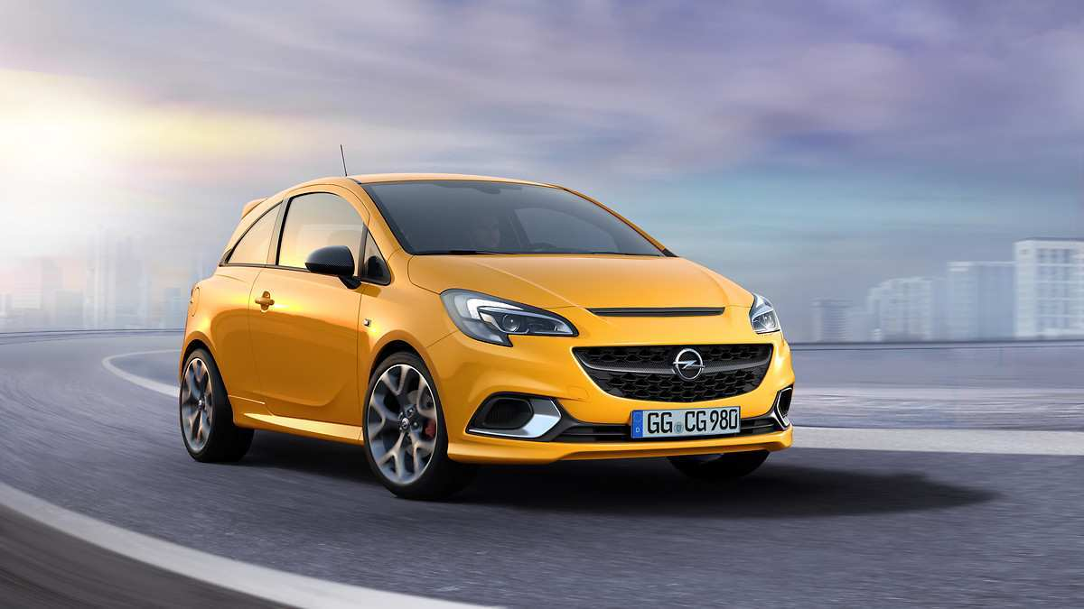 37 The Opel Corsa Electrico 2020 Configurations