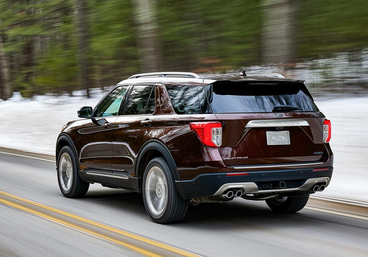 37 The Xe Ford Explorer 2020 Style