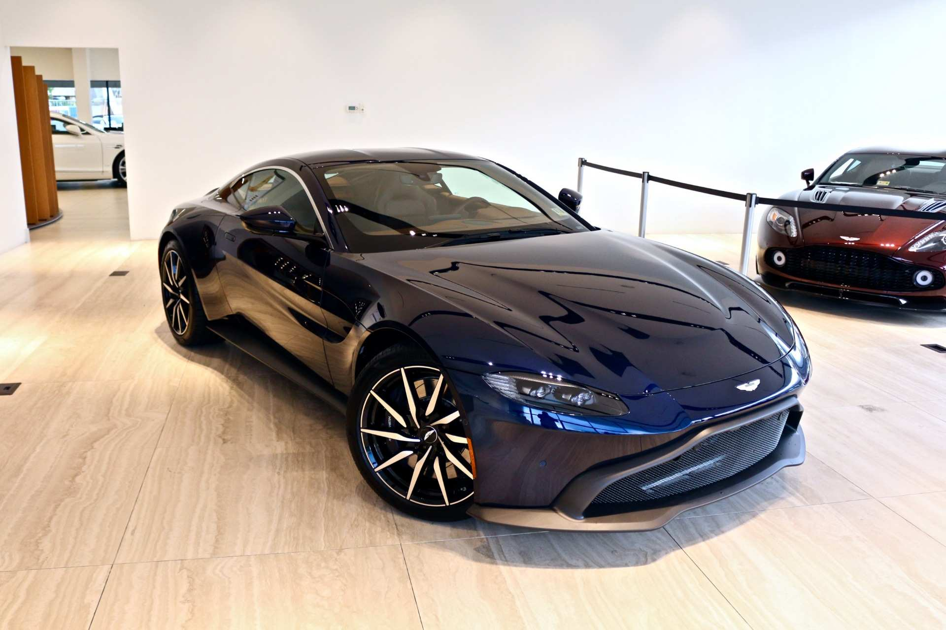 38 A 2019 Aston Martin Vantage For Sale Prices