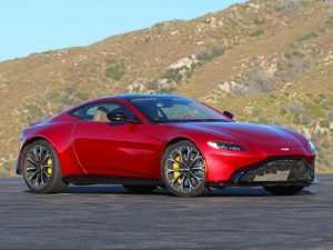 38 A 2019 Aston Martin Vantage Review Release Date
