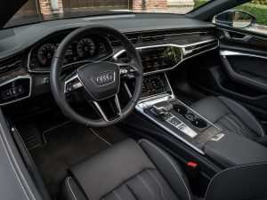 38 A 2019 Audi A7 Review Images