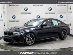 38 A 2019 Bmw M5 Price Review and Release date