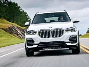 38 A 2020 BMW X5 Youtube Ratings