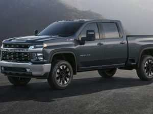 38 A 2020 Chevrolet Silverado 2500Hd High Country Spesification