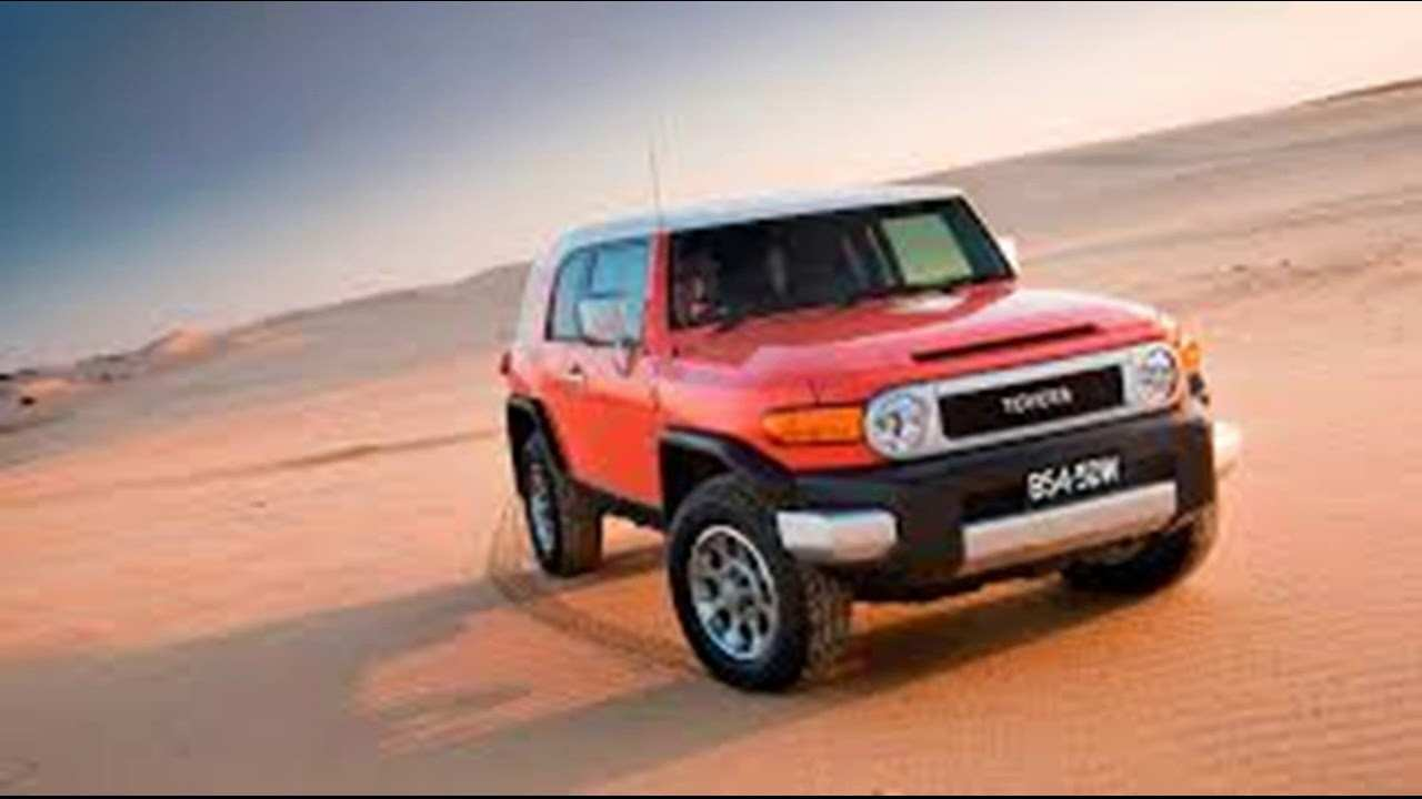 38 A 2020 Toyota Fj New Model And Performance