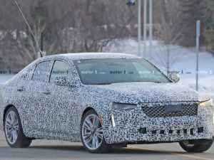 38 A Cadillac Ct4 2020 Rumors