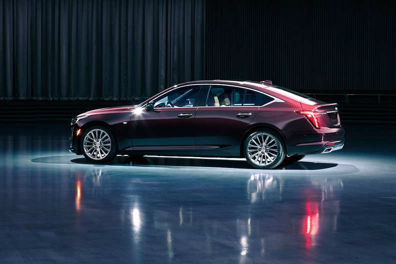 38 A Cadillac Ct5 To Get Super Cruise In 2020 Concept And Review