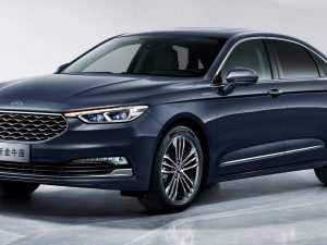 38 A Ford Sedans 2020 Configurations