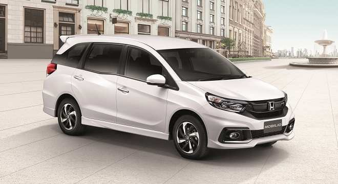 38 A Honda Mobilio 2020 Concept And Review