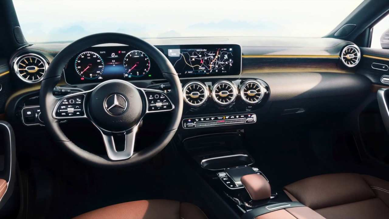 38 A Mercedes A Class 2019 Interior New Review