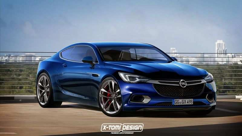 38 A Opel Calibra 2020 Review And Release Date