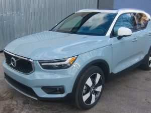 38 A Volvo Xc40 Model Year 2020 New Review