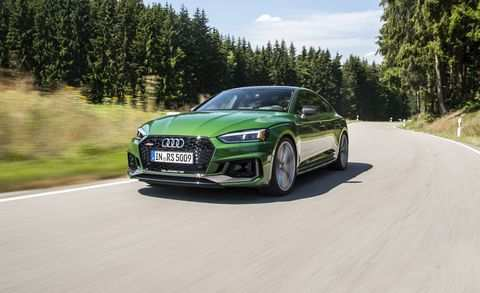 38 All New 2019 Audi Rs5 Release Date Usa Release