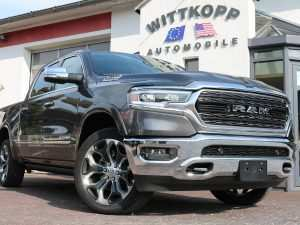 38 All New 2019 Dodge 2500 Limited Images