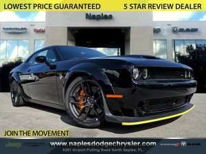 38 All New 2019 Dodge Challenger Srt Research New