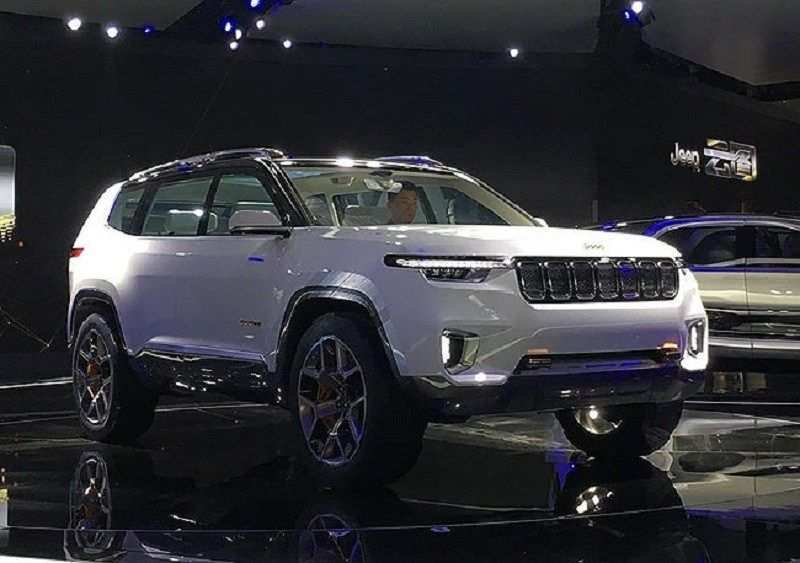 38 All New 2019 Jeep New Model Research New