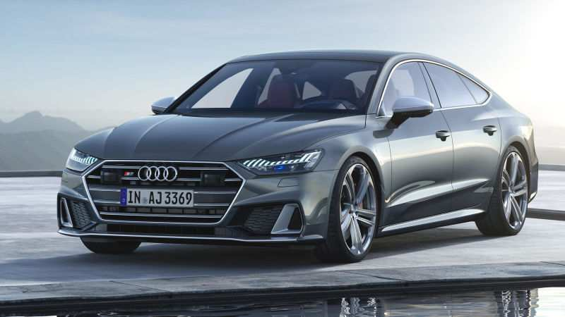 38 All New 2020 Audi S7 Release Date Usa History