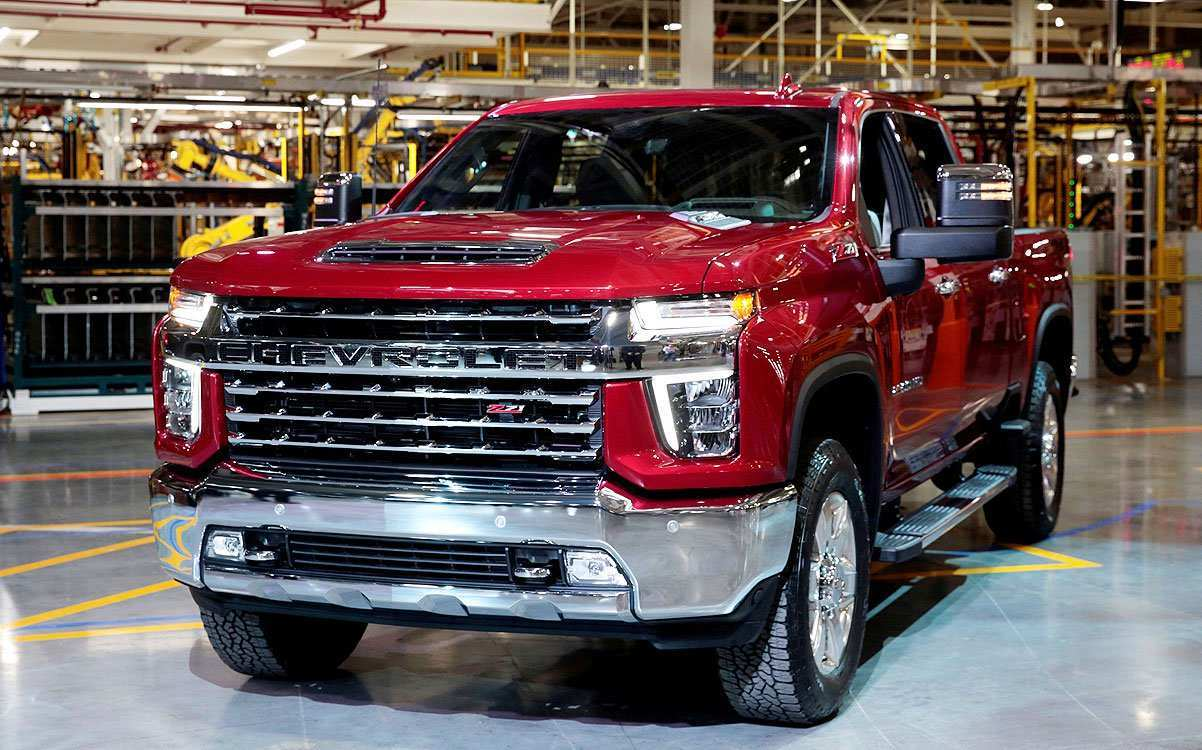 38 All New 2020 Chevrolet Hd Pictures