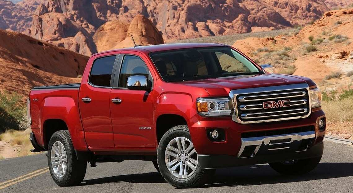 38 All New 2020 Gmc Canyon Price And Review