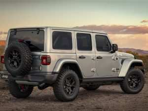 38 All New 2020 Jeep Wrangler Exterior Colors Model