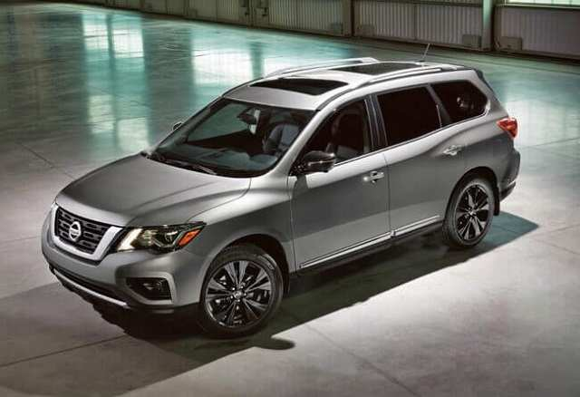 38 All New 2020 Nissan Pathfinder Release Date Model