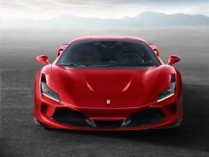 38 All New Ferrari 2020 F8 Tributo New Concept