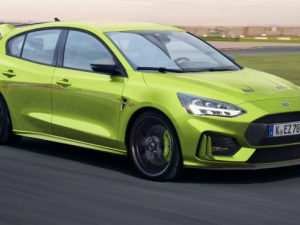 38 All New Ford Focus Rs 2020 Spy Shoot