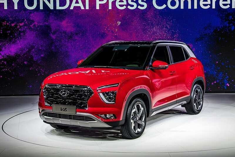 38 All New Hyundai Creta Facelift 2020 Interior