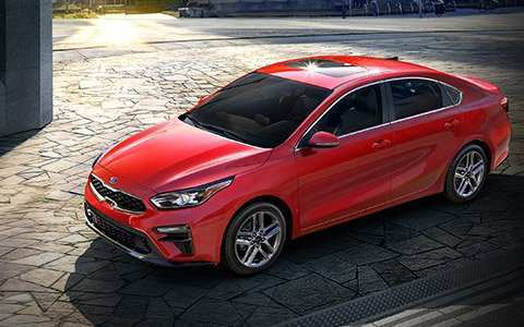38 All New Kia Forte Koup 2019 Research New
