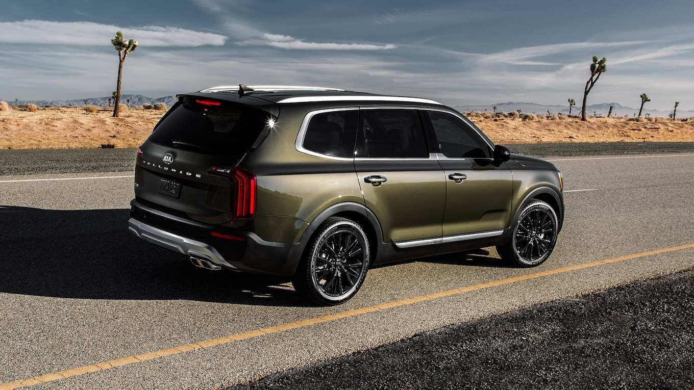 38 All New Kia Usa 2020 Images