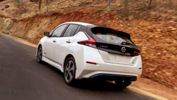38 All New Nissan Leaf 2019 60 Kwh Price