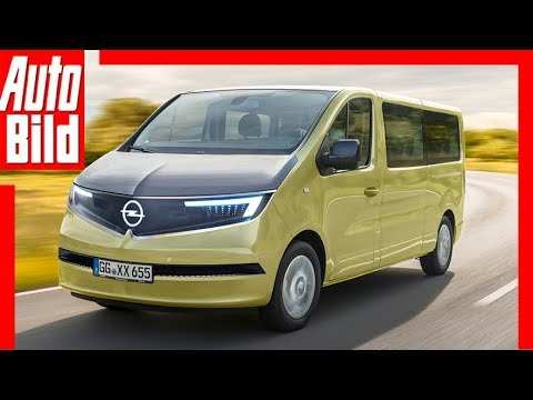 38 All New Opel Movano 2019 Specs And Review