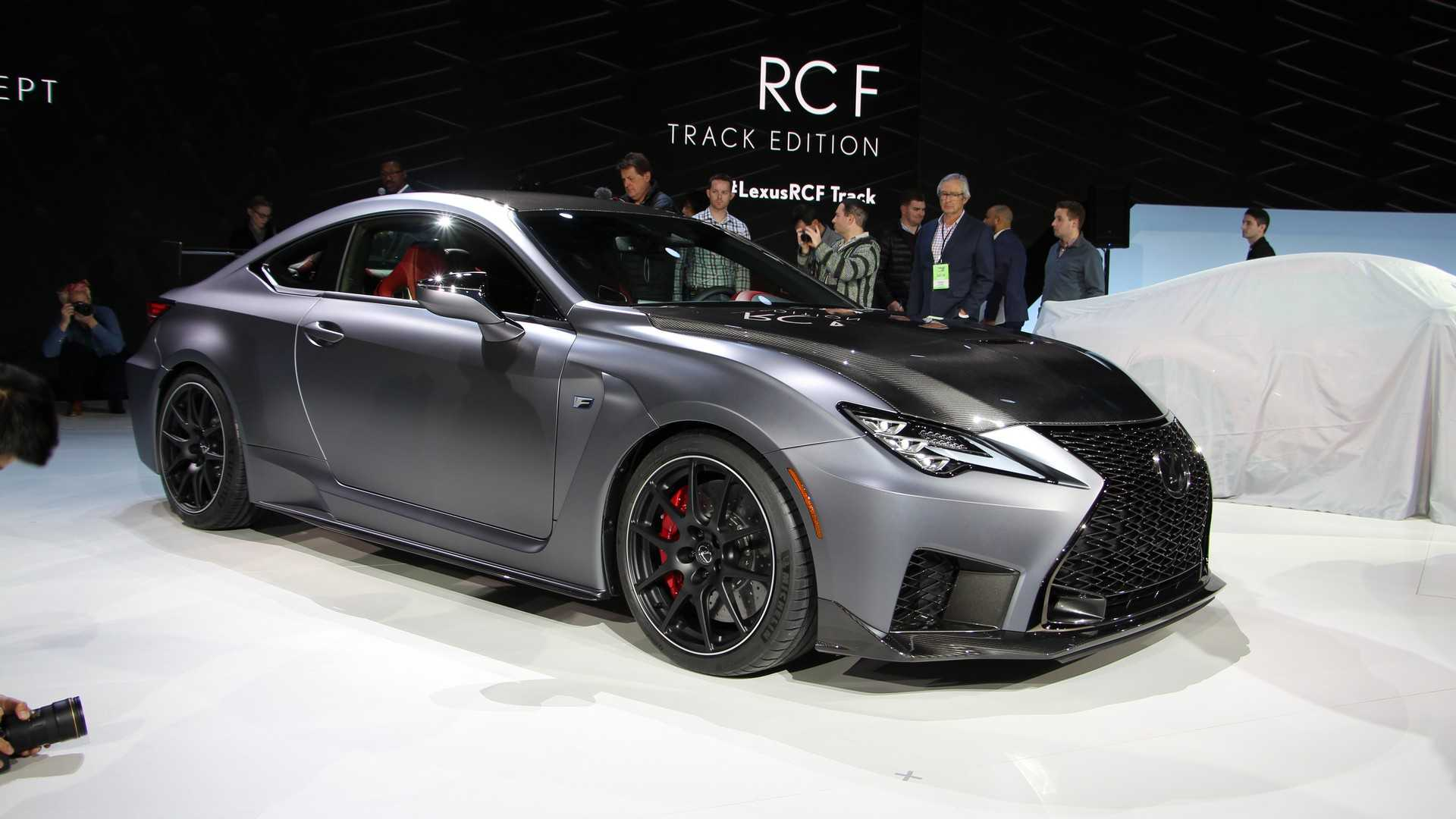 38 All New Rcf Lexus 2019 Spesification