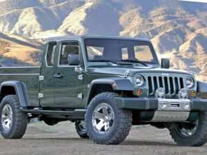 38 Best 2019 Jeep Pickup Diesel Price Design and Review
