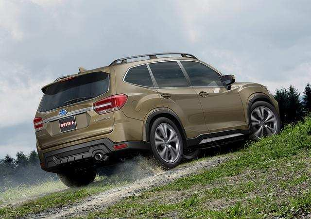38 Best 2019 Subaru Forester Xt Touring Configurations