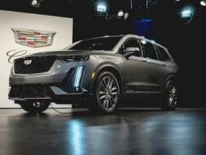 38 Best 2020 Cadillac Xt6 Dimensions Release Date