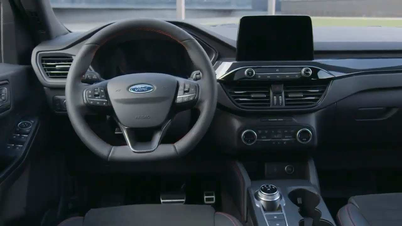 38 Best Ford Kuga 2020 Interior Redesign And Concept