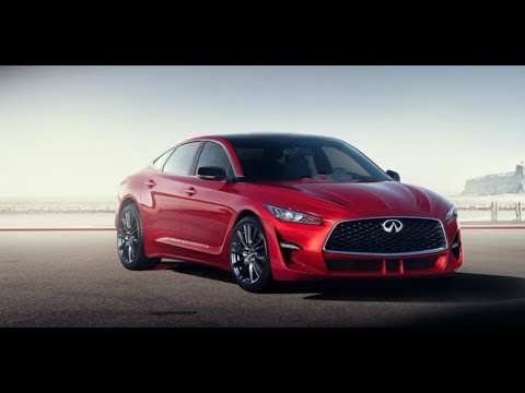 38 Best Infiniti Q50 2020 Redesign New Concept