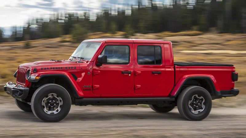 38 Best Jeep Pickup 2020 Exterior And Interior